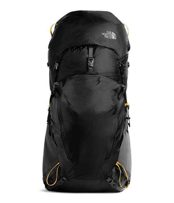 The North Face Banchee 50 Backpack - L/XL - Asphalt Grey/TNF Black