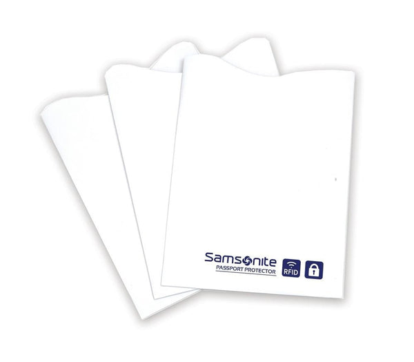 Samsonite 3 Pk RFID Credit Card Sleeve