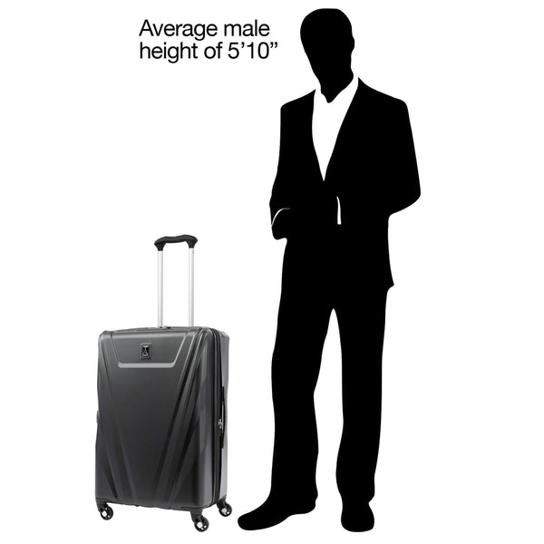 Travelpro Maxlite 5 - 25 Inch Expandable Hardside Spinner Luggage