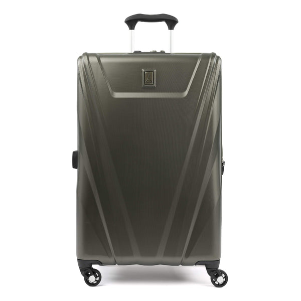 Travelpro Maxlite 5 - 25 Inch Expandable Hardside Spinner Luggage - Slate Green