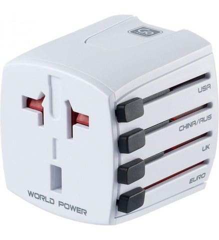 Go Travel Worldwide Travel Adapter
