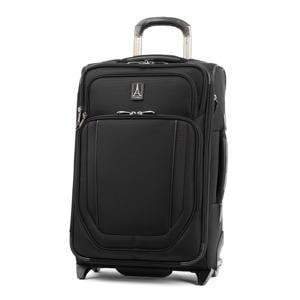 Travelpro Crew VersaPack Global Carry-On Expandable Rollaboard Luggage - Jet Black