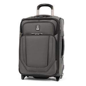 Travelpro Crew VersaPack Global Carry-On Expandable Rollaboard Luggage - Titanium Grey