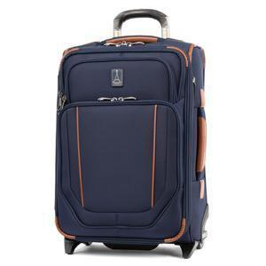 Travelpro Crew VersaPack Global Carry-On Expandable Rollaboard Luggage - Patriot Blue