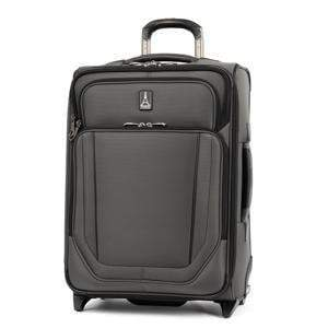 Travelpro Crew VersaPack Max Carry-On Expandable Rollaboard Luggage - Titanium Grey