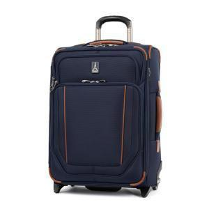 Travelpro Crew VersaPack Max Carry-On Expandable Rollaboard Luggage - Patriot Blue