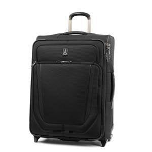Travelpro Crew VersaPack 26 Inch Expandable Rollaboard Suiter - Jet Black