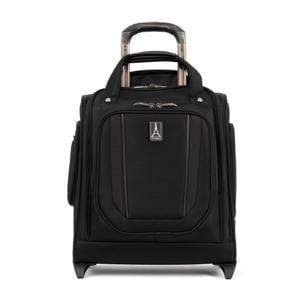Travelpro Crew VersaPack Rolling Underseat Carry-On Luggage - Jet Black