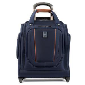 Travelpro Crew VersaPack Rolling Underseat Carry-On Luggage - Patriot Blue