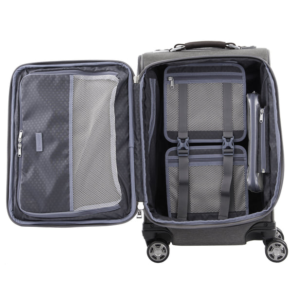 Travelpro Platinum Elite 20 Inch Expandable Business Plus Carry On Spi Canada Luggage Depot