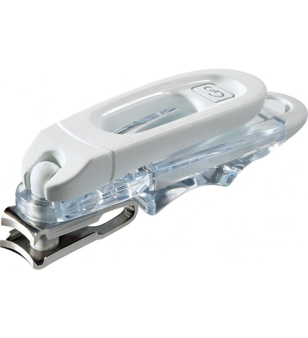 Go Travel Arc Blade Clippers