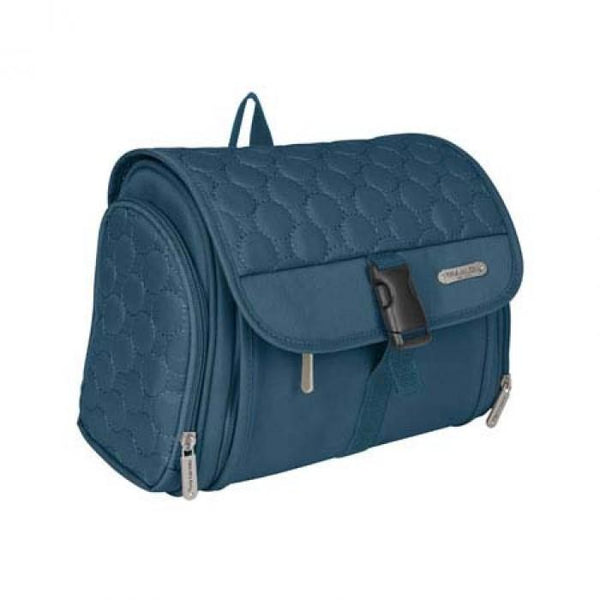 Travelon Quilted and Prints Hanging Toiletry Kit