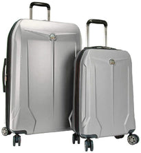 Delsey Beau 2 Piece Hardside Luggage Set