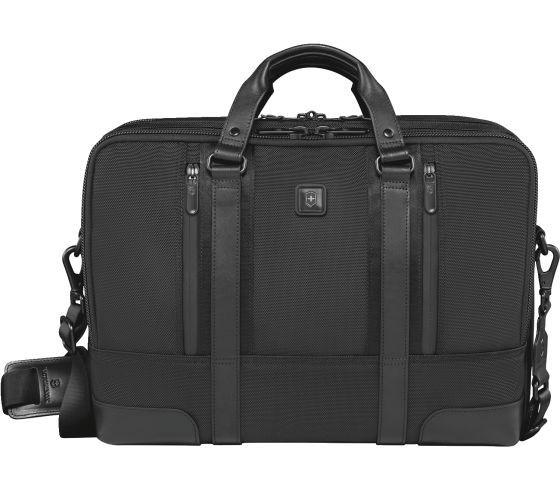 Victorinox Lexicon Professional Lexington 15 Dual-Compartment 15.6 Inch Laptop Brief