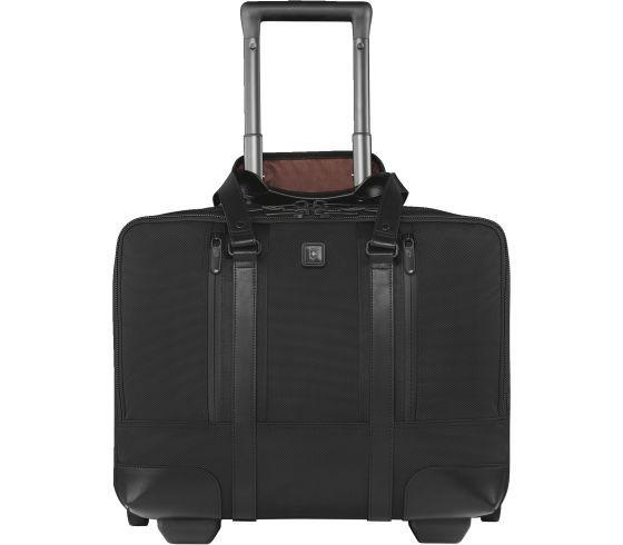 Victorinox Lexicon Professional Century Expandable Wheeled Case for 15.6 Inch Laptop