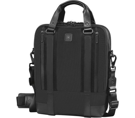 Victorinox Lexicon Professional Division 13 Vertical Brief for 13 Inch Laptop - Black