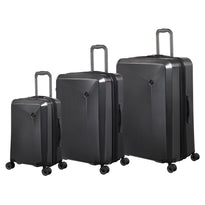 IT Luggage Confide Collection 3 Piece Expandable Spinner Luggage Set
