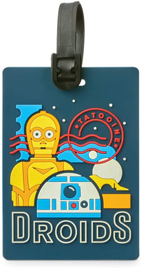 American Tourister Star Wars ID Tag
