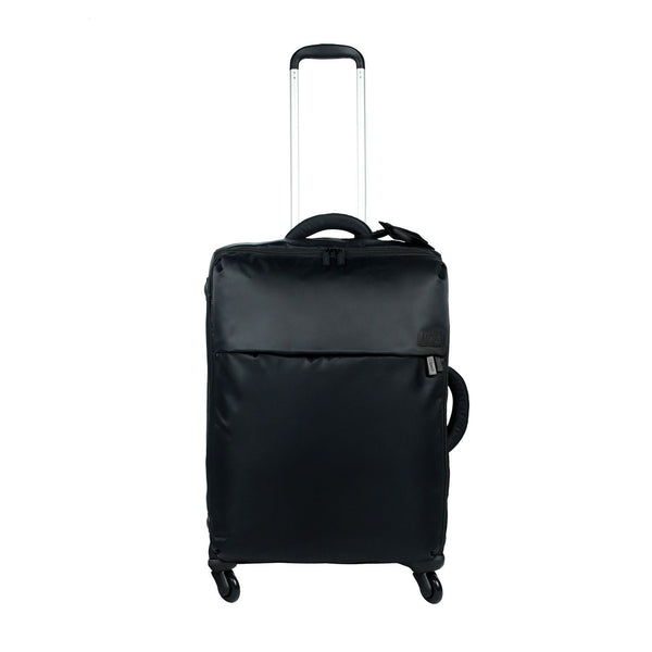 Lipault Original Plume 25 Inch Spinner Luggage - Black