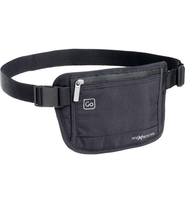 Go Travel RFID Secure Money Belt