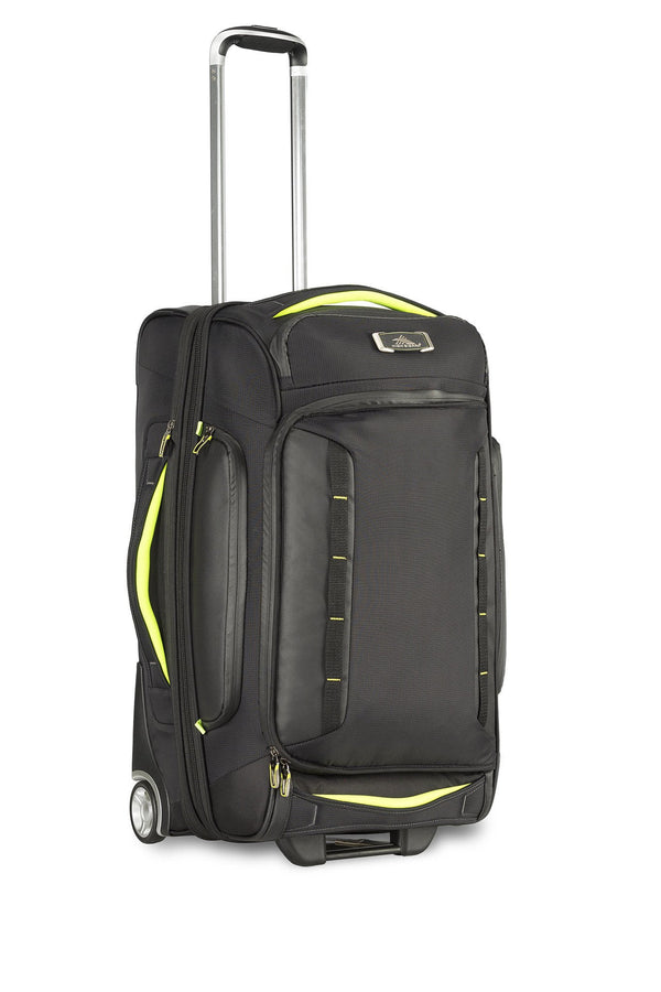 High Sierra AT 8 Travel Collection - 26 Inch Wheeled Duffle Upright