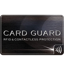 Go Travel RFID Card Guard Credit Card Covers