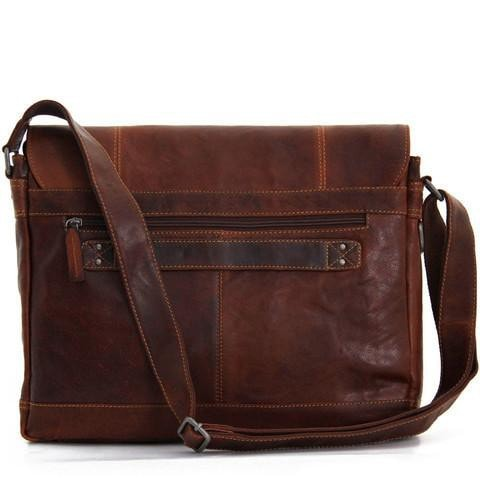 Jack Georges Voyager Large Messenger Bag