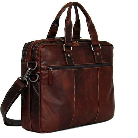 Jack Georges Voyager Large Double Gusset Briefcase