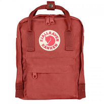 Fjallraven Kanken Mini Backpacks - Dahlia