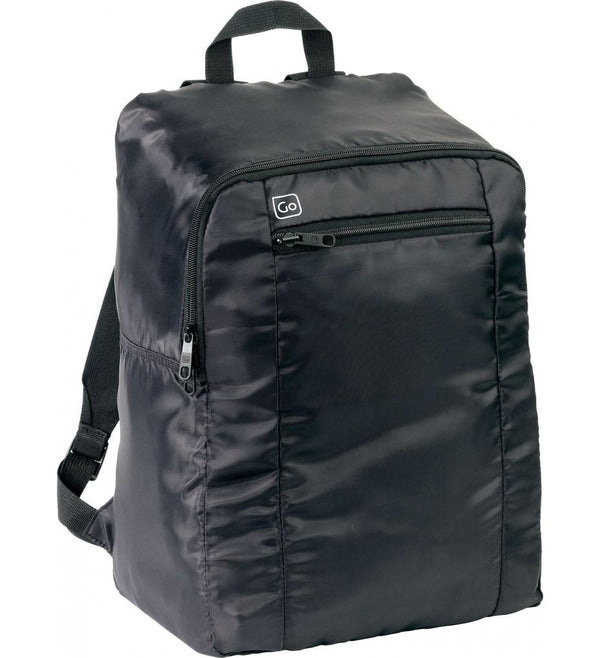 Go Travel Backpack (Xtra) - Black