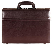 Mancini BUSINESS Collection Expandable Attaché Case