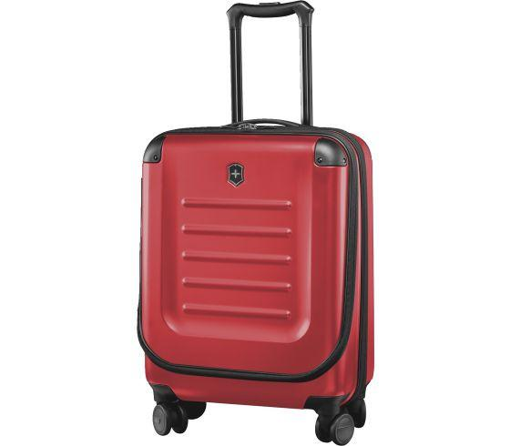 Victorinox Spectra 2.0 Expandable Global Carry-On Luggage - Red