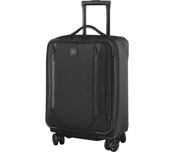 Victorinox Lexicon 2.0 Dual-Caster Global Carry-On Expandable Luggage - Black