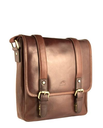 Mancini CALABRIA Collection Crossover Bag for Tablet