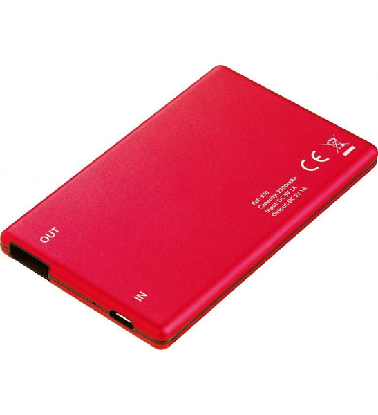 Go Travel Slim Power Bank