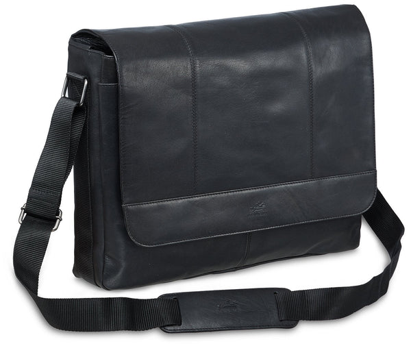 Mancini BUFFALO Messenger Bag for 15'' Laptop / Tablet