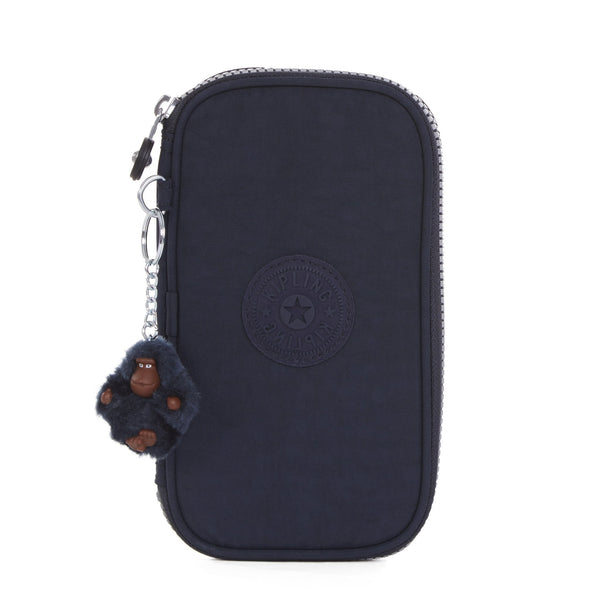 Kipling Kay Pencil Case - True Blue