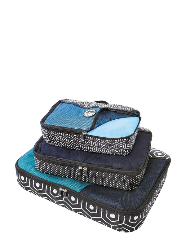 Austin House 3-Piece Packing Cubes