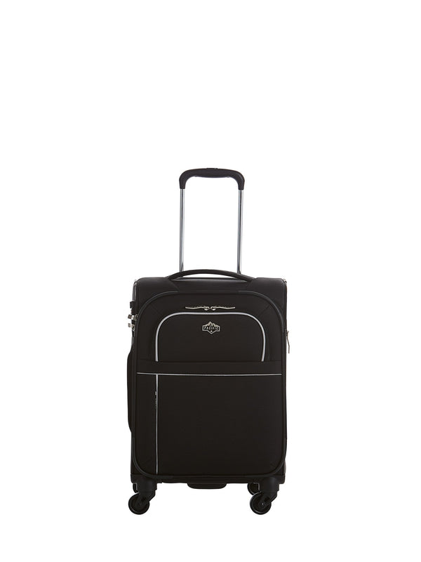 Pacific Banff Softside 3 Piece Spinner Upright Luggage Set