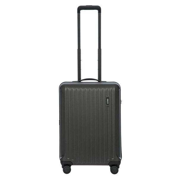 Bric's Riccione 21 Inch Carry-On Spinner Luggage - Matte Grey