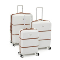 Delsey Brigitte 3 Piece Spinner Luggage Set