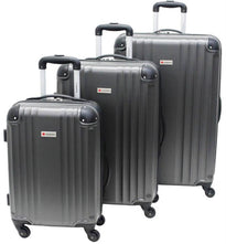 Canada 3 Piece Hardside Spinner Luggage Set
