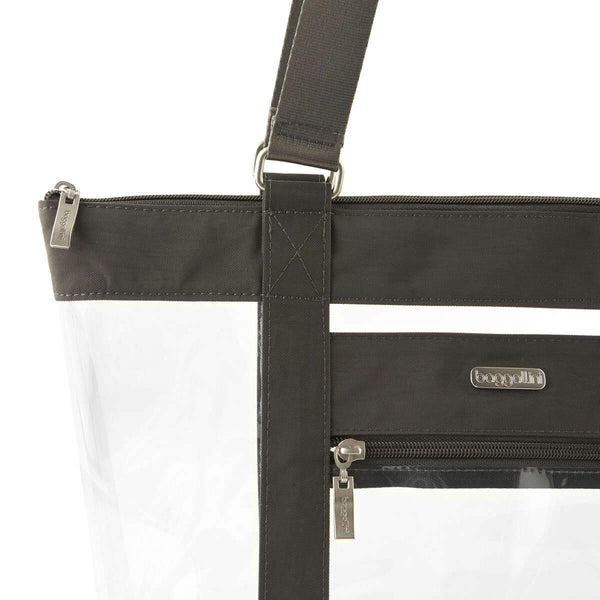 Baggallini Clear Event Compliant Tote Bag