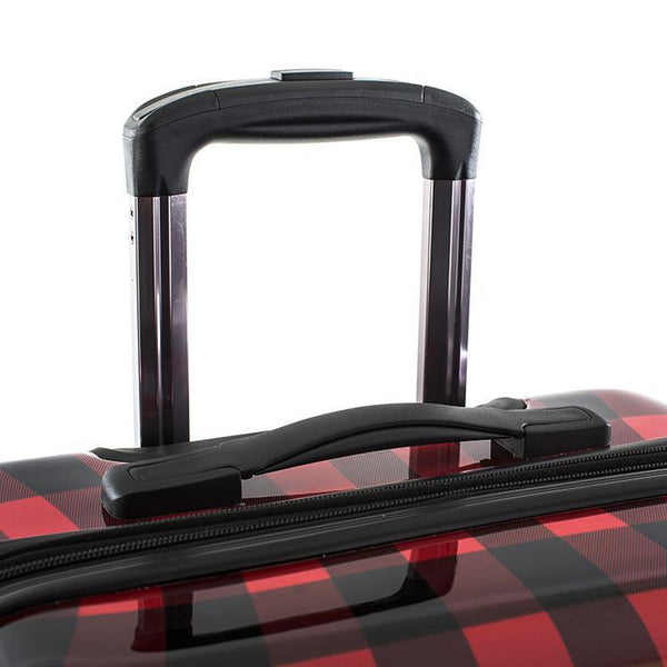 Heys Canada Maple Check 30 Inch Fashion Spinner Luggage