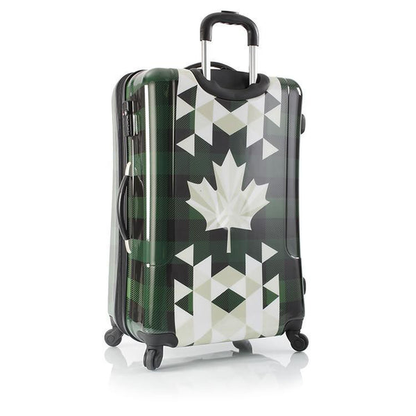 Heys Canada Geometric 30 Inch Fashion Spinner Luggage