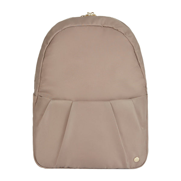 Pacsafe Citysafe CX Anti-Theft Convertible Backpack - Blush Tan