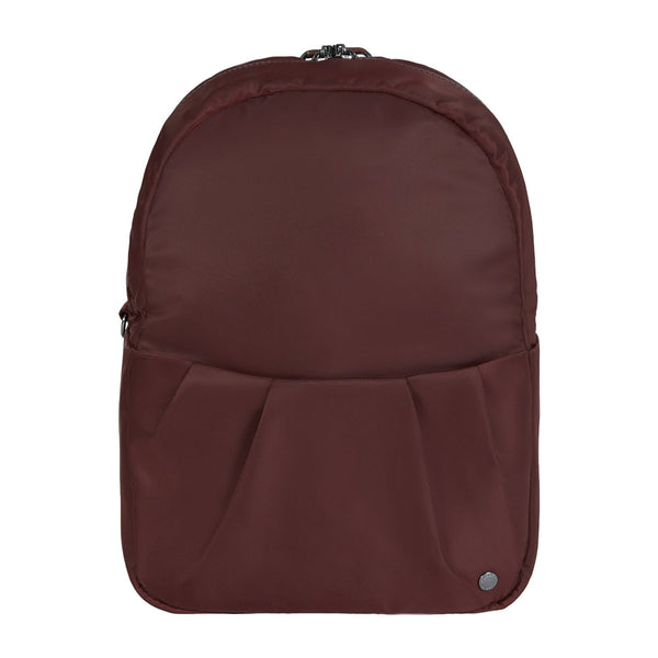 Pacsafe Citysafe CX Anti-Theft Convertible Backpack - Merlot