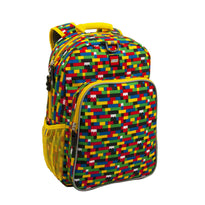 LEGO Brick Red/Blue Eco Heritage Classic Backpack