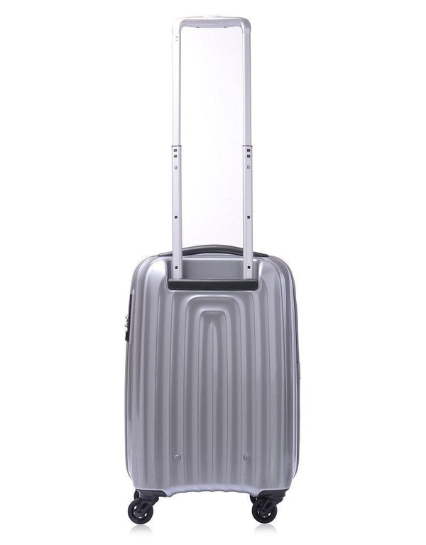Lojel Wave 22 Inch Hardshell Spinner Upright Luggage
