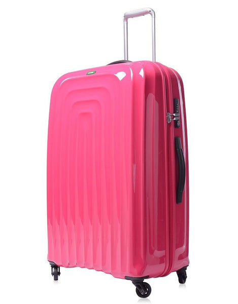 Lojel Wave Hardshell Spinner Upright Luggage - 3 Piece Set